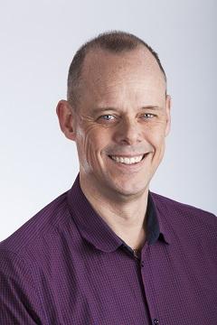 Mikael Fredriksson VD