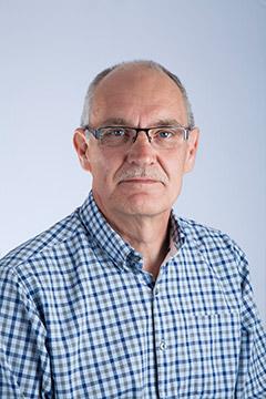 Donald Olofsson Kontorschef